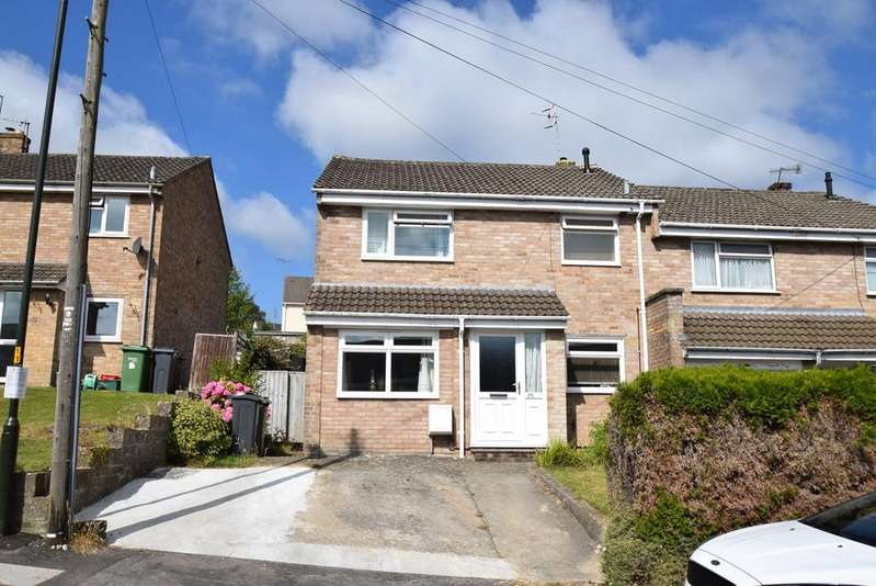 3 Bedrooms End Of Terrace House for sale in Churchill Road, Nailsworth, Stroud, GL6