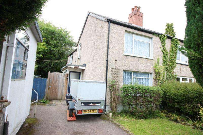 3 Bedrooms Semi Detached House for sale in Parkend Road, Coleford