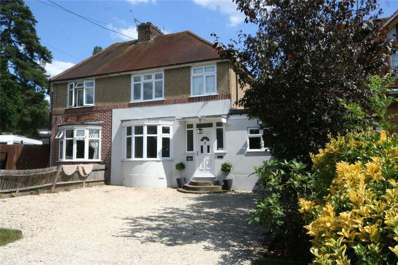 4 Bedrooms Semi Detached House for sale in Orchard Villas, Wexham Street, Wexham, Buckinghamshire