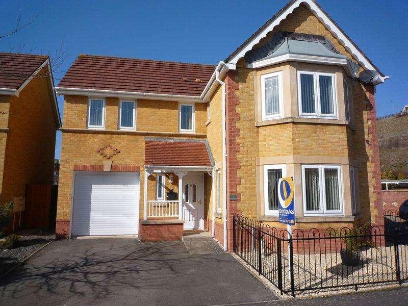 4 Bedrooms Detached House for sale in Glyn y Gog, Rhoose Point