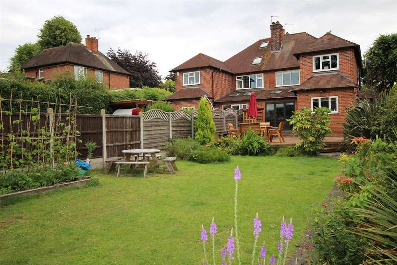 4 Bedrooms Semi Detached House for sale in West End Drive, Ilkeston