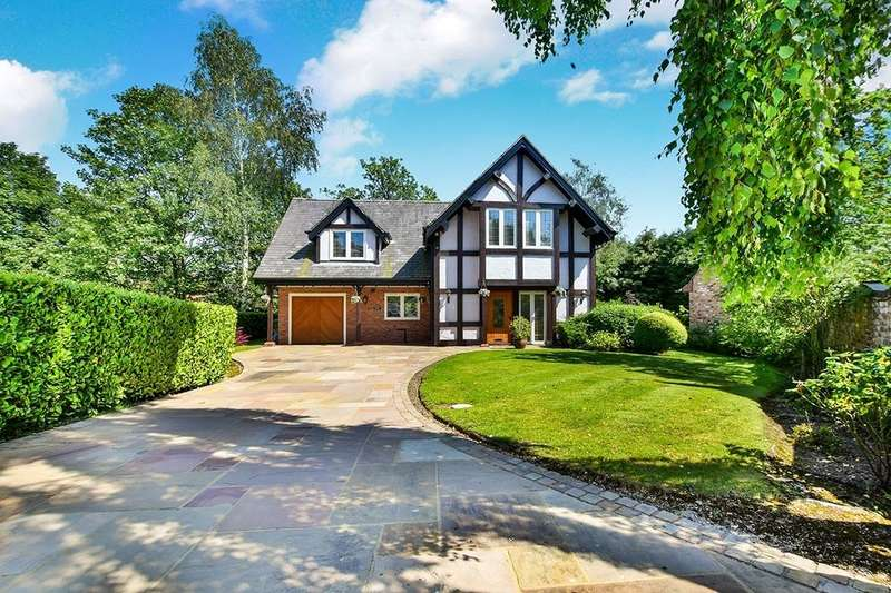 4 Bedrooms Detached House for sale in Altrincham Road, Wilmslow, SK9