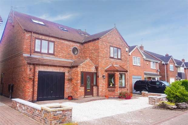 7 Bedrooms Detached House for sale in Brooklands, Hull, East Riding of Yorkshire