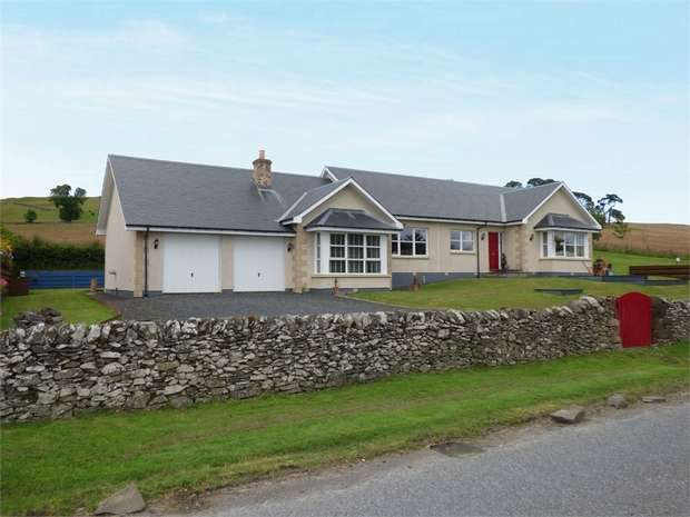 6 Bedrooms Detached House for sale in Borthwick View, Roberton, Scottish Borders