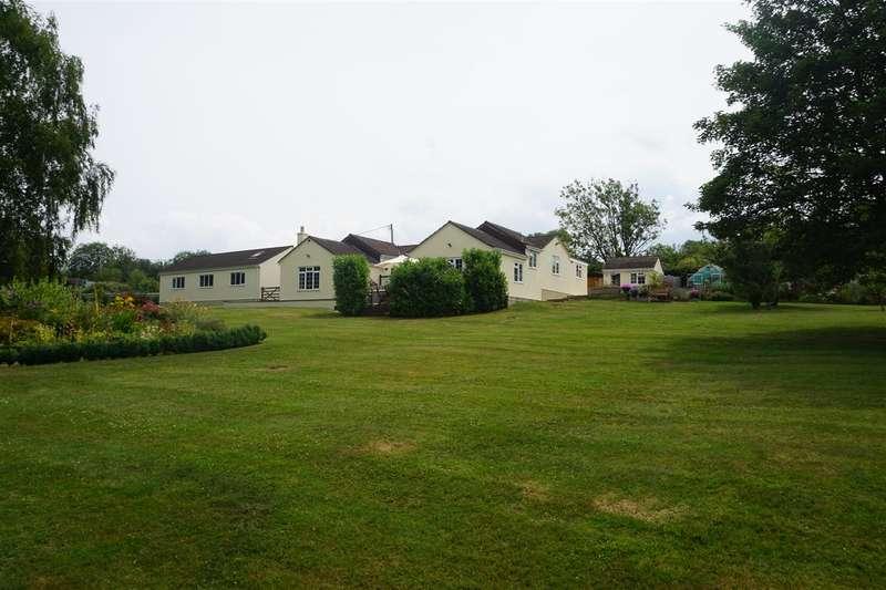 4 Bedrooms Detached Bungalow for sale in WEST ASHTON NR. TROWBRIDGE