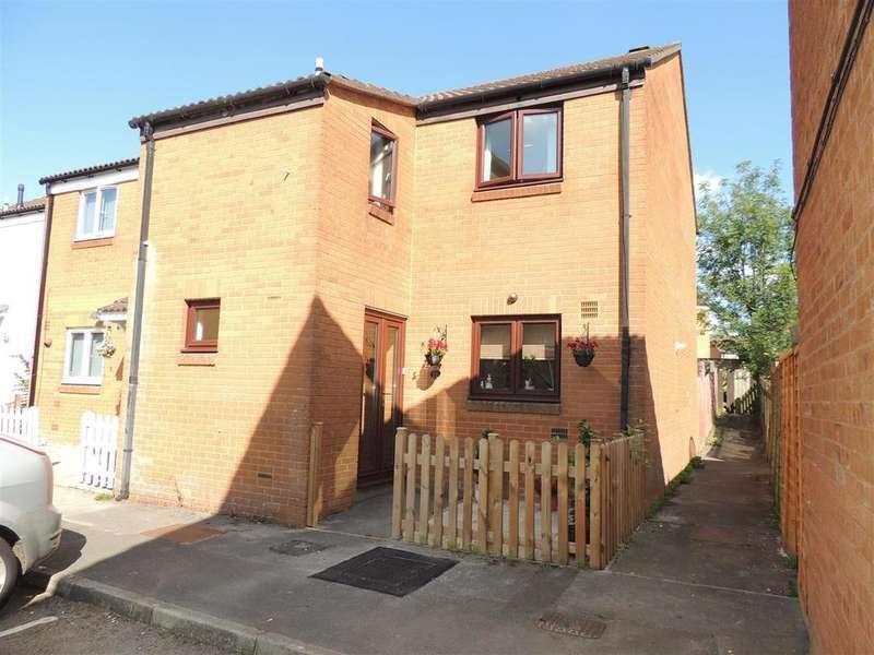 3 Bedrooms End Of Terrace House for sale in Caldicot Close, Willsbridge, Bristol