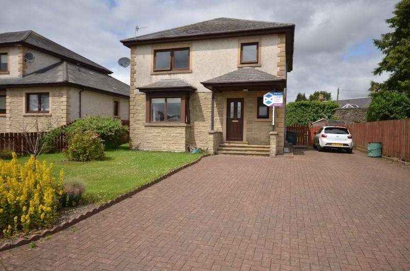 3 Bedrooms Detached House for sale in Dhalling Park, Dunoon, PA23