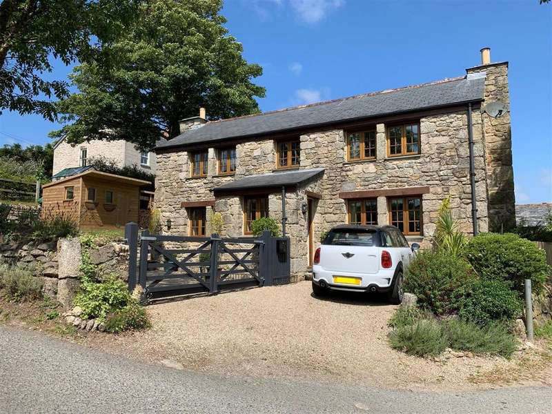 3 Bedrooms House for sale in Treskilling, Luxulyan, Bodmin