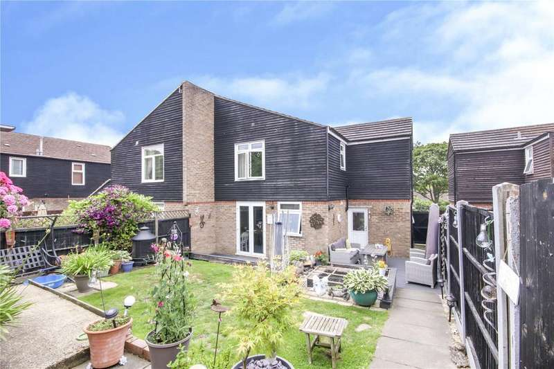 4 Bedrooms Semi Detached House for sale in Pickering, Bracknell, Berkshire, RG12