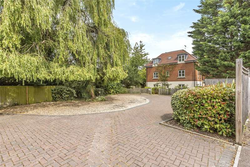2 Bedrooms Apartment Flat for sale in Wessex Gate, Shinfield Road, Reading, Berkshire, RG2