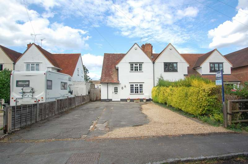 4 Bedrooms Semi Detached House for sale in Rogers Lane, Stoke Poges, SL2