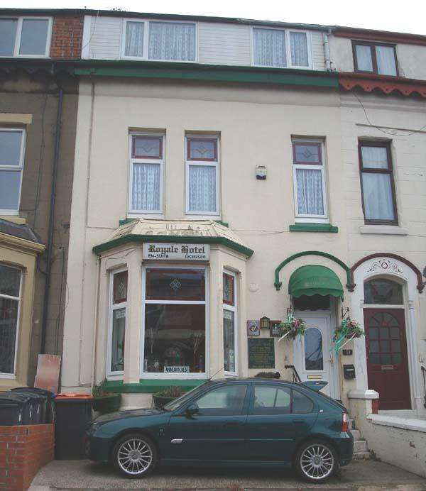 8 Bedrooms Hotel Gust House for sale in Regent Road Central Blackpool