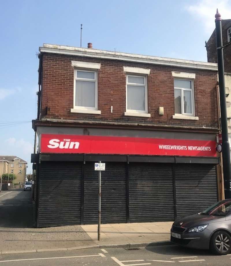 Property for sale in Lord Street, Fleetwood, FY7 6DU