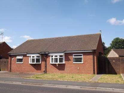 2 Bedrooms Bungalow for sale in Kestrel Close, Patchway, Bristol