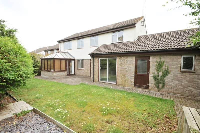 4 Bedrooms Detached House for sale in Lytes Cary Road, Keynsham, Bristol, BS31