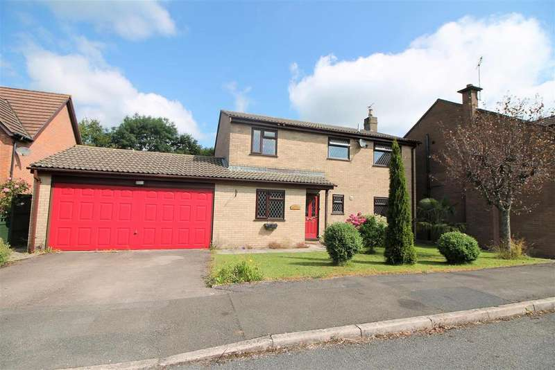 4 Bedrooms Detached House for sale in Wellmeadow, Staunton, Coleford