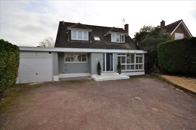 3 Bedrooms Detached House for sale in Hutton Road, Shenfield, Brentwood
