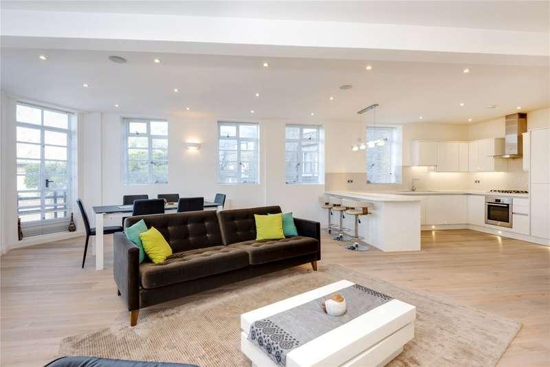 3 Bedrooms Apartment Flat for sale in John Street, Bloomsbury, London, WC1N