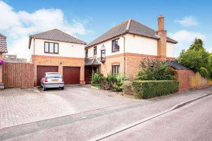 6 Bedrooms Detached House for sale in The Chase, Abbeydale, Gloucester, Gloucestershire