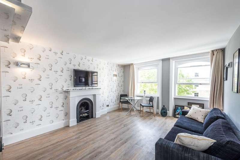 2 Bedrooms Flat for sale in Beaufort Gardens, Knightsbridge, SW3