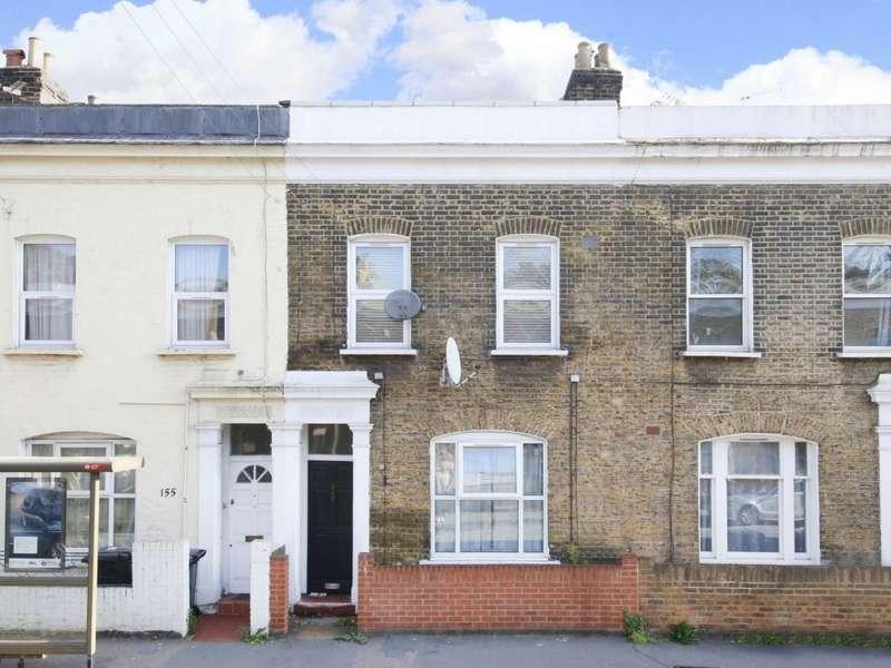 1 Bedroom Flat for sale in Brookmill Road, Deptford SE8