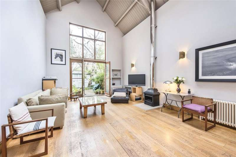 1 Bedroom Detached House for sale in Flanders Road, Chiswick, London, W4
