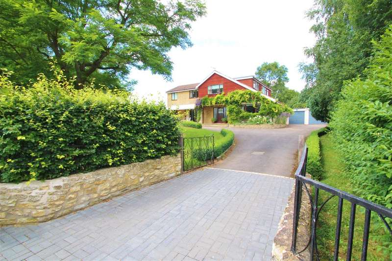 5 Bedrooms Detached House for sale in 'The Ark', Back Street, Thornborough