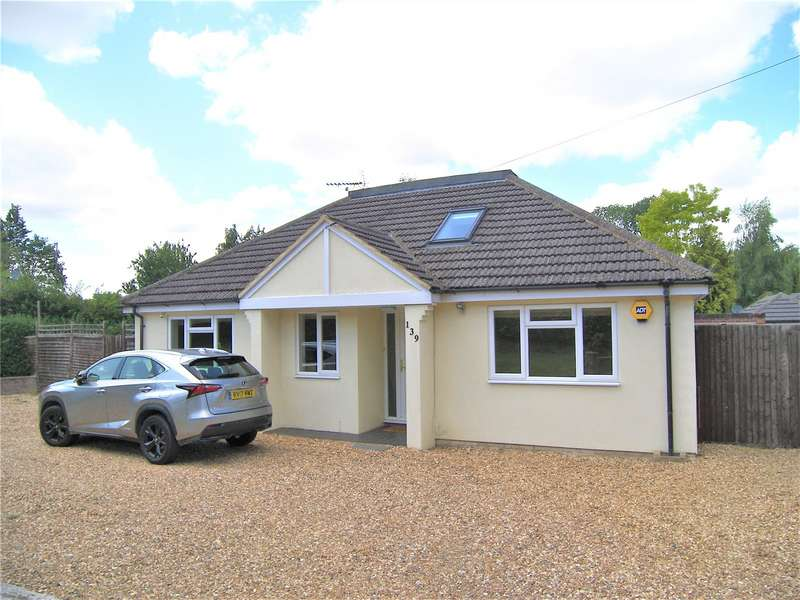 4 Bedrooms Detached Bungalow for sale in London Road, Ruscombe, Twyford, Berkshire, RG10