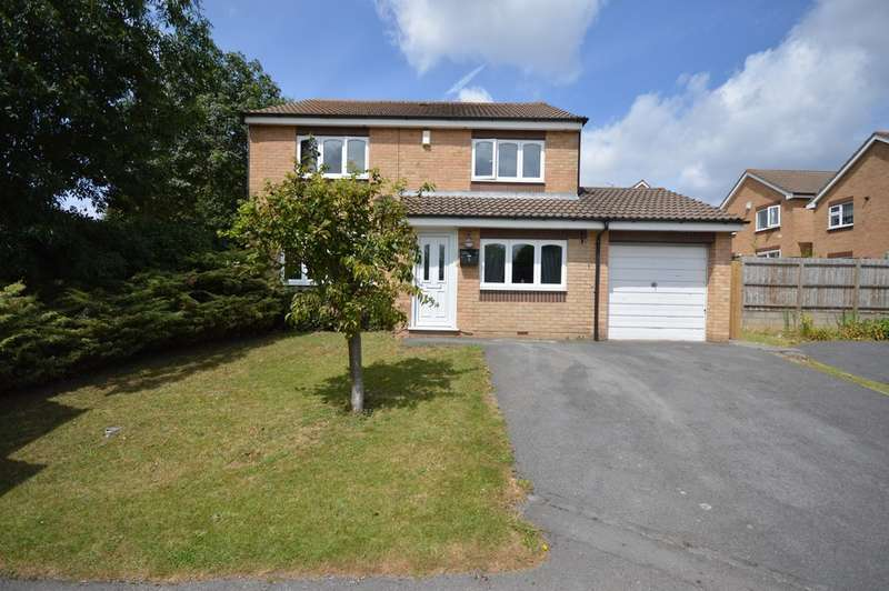 4 Bedrooms Detached House for sale in Hammond Close, Brislington, BS4