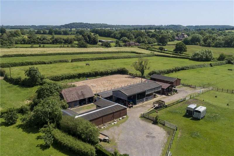 2 Bedrooms Farm House Character Property for sale in Henley Road, Great Alne, Alcester, B49