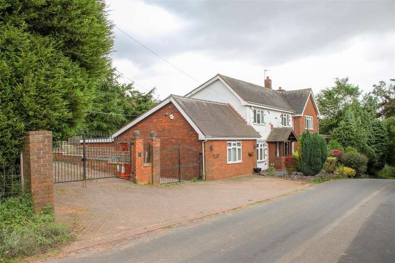 5 Bedrooms Detached House for sale in Devitts Green Lane, Arley, Coventry