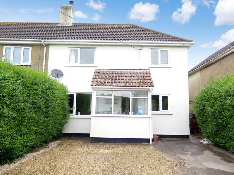 3 Bedrooms Semi Detached House for sale in Farrington Gurney