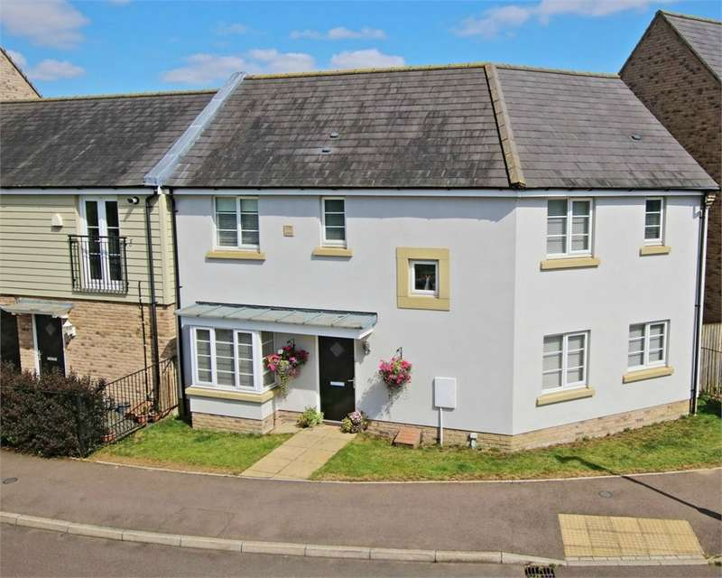 4 Bedrooms Semi Detached House for sale in ST NEOTS