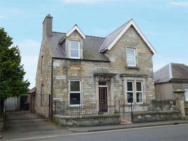 4 Bedrooms Detached House for sale in Bridge Street, Tranent, East Lothian