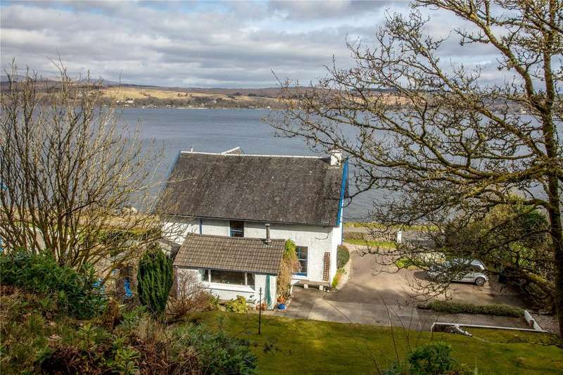 4 Bedrooms Detached House for sale in Mount Stuart, Blairmore, Dunoon, Argyll, PA23