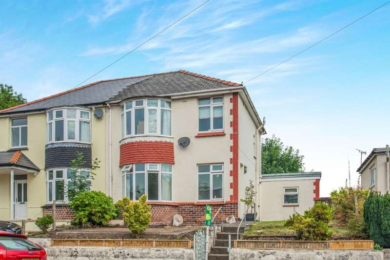 3 Bedrooms Semi Detached House for sale in Allt Yr Yn View, NEWPORT