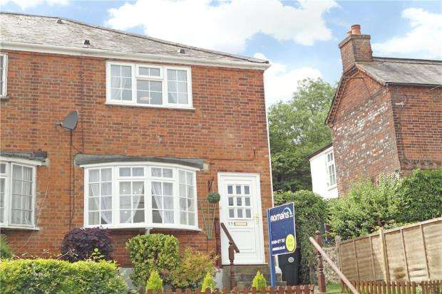 3 Bedrooms Semi Detached House for sale in Wycombe Lane, Wooburn Green, High Wycombe