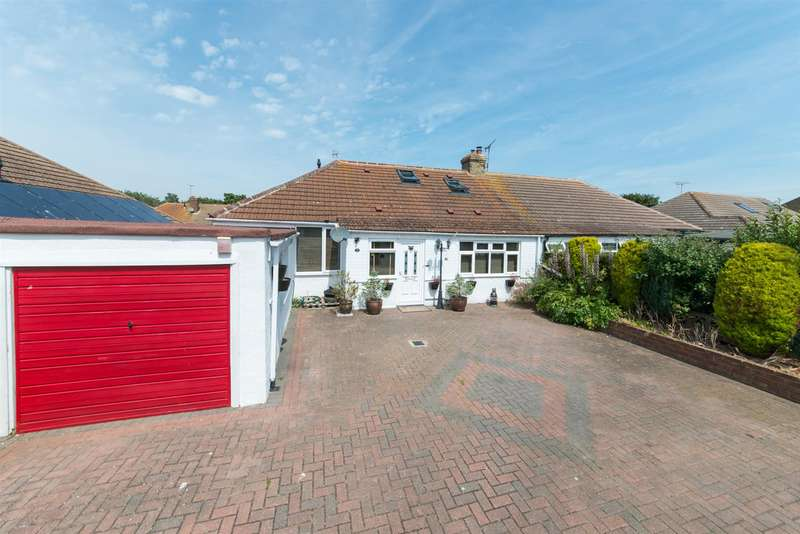 5 Bedrooms Semi Detached Bungalow for sale in The Warren Drive, Westgate-On-Sea