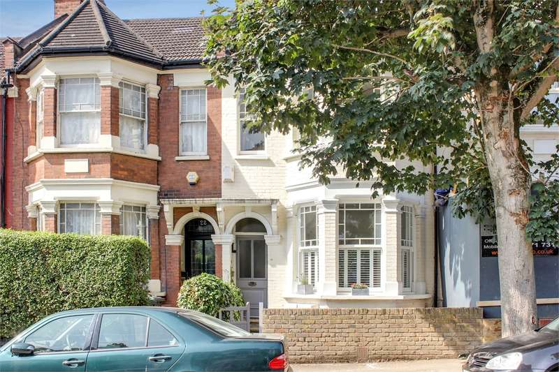1 Bedroom Flat for sale in Rathcoole Avenue, Crouch End, London
