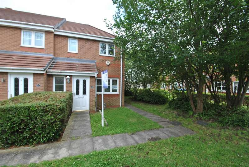 3 Bedrooms End Of Terrace House for sale in Levens Close, BEWSEY, Warrington, WA5