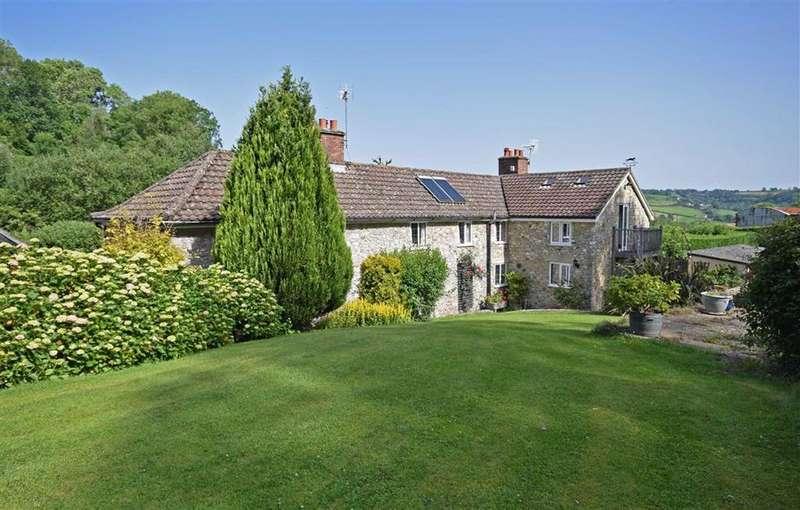 5 Bedrooms Detached House for sale in Cuckoo Lane, Gore Lane, Lyme Regis, Dorset, DT7