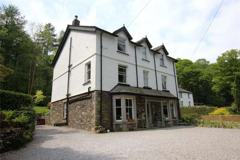 8 Bedrooms House for sale in The Knoll Country House, Lakeside, Ulverston, Cumbria