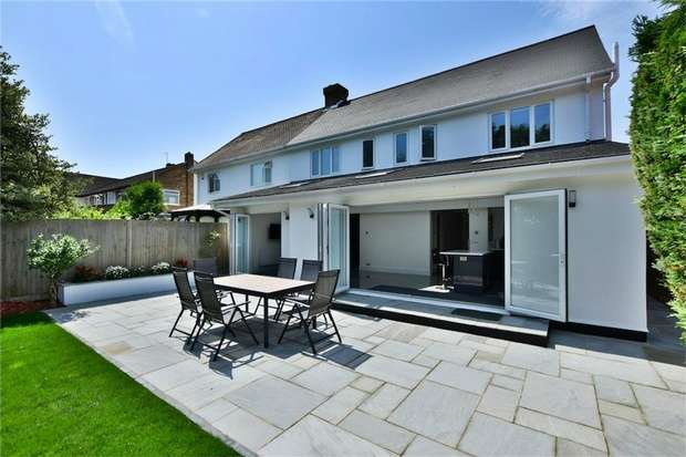 4 Bedrooms Semi Detached House for sale in Pinewood Green, Iver Heath, Buckinghamshire
