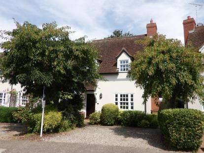 2 Bedrooms End Of Terrace House for sale in Stock, Ingatestone, Essex