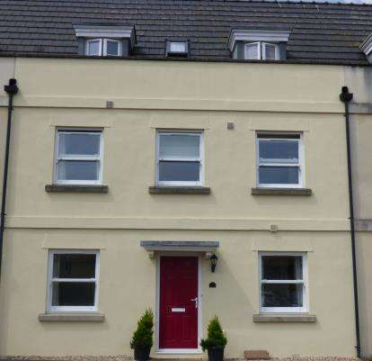 4 Bedrooms Terraced House for sale in Crewkerne, Somerset