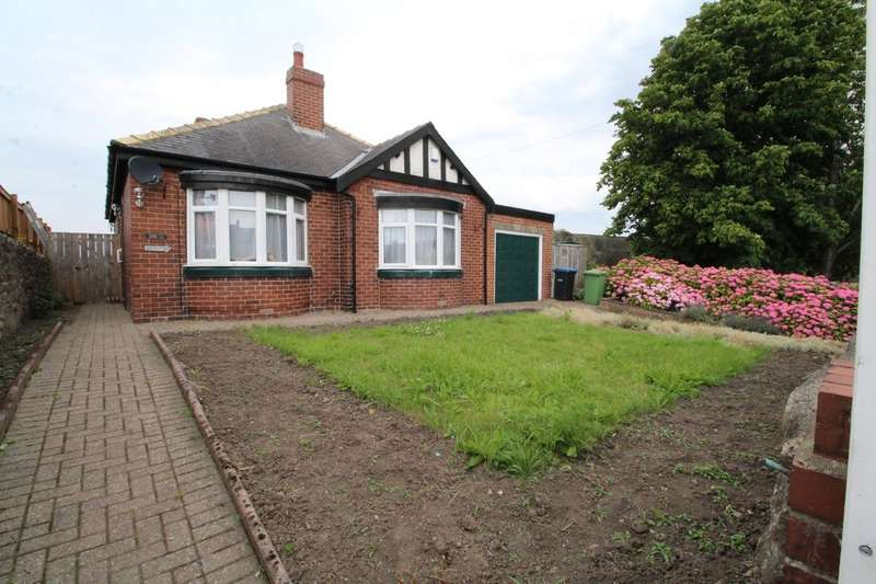 3 Bedrooms Detached Bungalow for sale in Front Street North, Trimdon