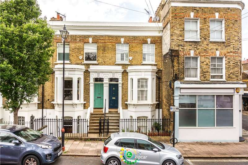 4 Bedrooms Terraced House for sale in Monkton Street, Kennington, London, SE11