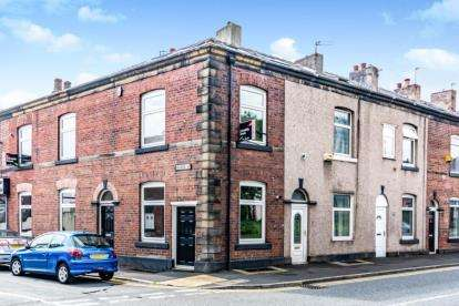 4 Bedrooms End Of Terrace House for sale in Belbeck Street, Bury, Greater Manchester, BL8