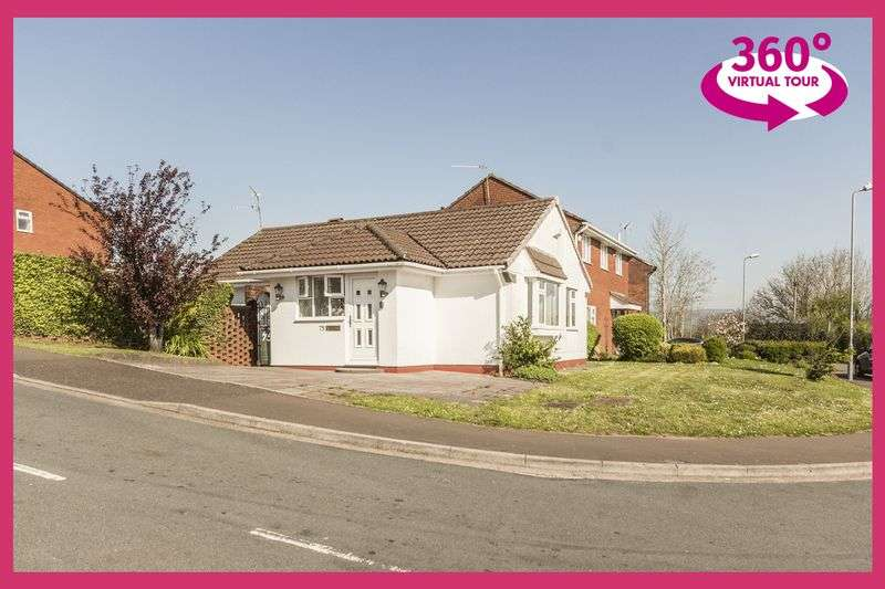 2 Bedrooms Property for sale in Cwm-Cwddy Drive Bassaleg, Newport