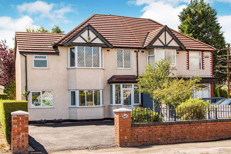 3 Bedrooms Semi Detached House for sale in Blackpool Road, Lea, Preston, PR2